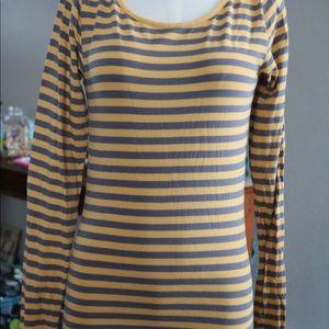 Matilda Jane long sleeve boatneck top